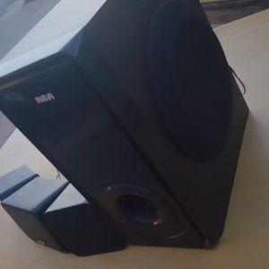 RCA Stereo Speaker System for Sale in El Paso, TX