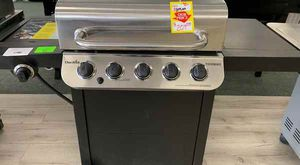 Brand New Char-Broil Propane BBQ Grill A A for Sale in Manor, TX