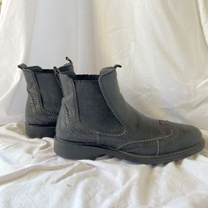 Men's leather boots for Sale in Staten Island, NY