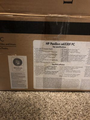 Hp pavilion computer for Sale in McLeansville, NC
