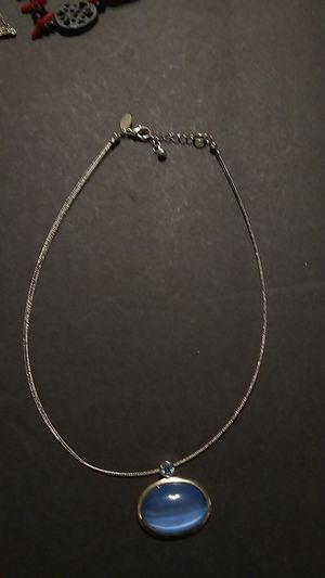 Large blue stone necklace for Sale in Port Richey, FL