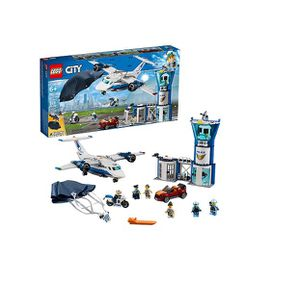 BRAND NEW LEGO City Sky Police Air Base 60210 Building Kit (529 Pieces) for Sale in Orlando, FL
