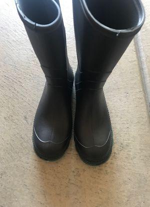 Rain boots size 6 for Sale in Chula Vista, CA