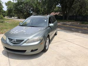 2004 MAZDA 6 ONLY FOR PARTS for Sale in Tampa, FL