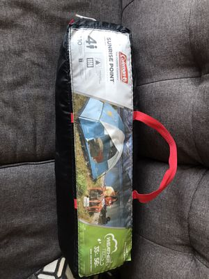 Camping tent 4 people like new for Sale in Glendale, AZ