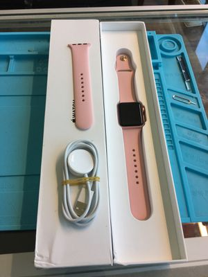 Apple Watch Series 2 38mm Rose Al Pink Band for Sale in Seattle, WA