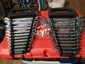 Husky and craftsman wrench sets for Sale in Glendale, AZ