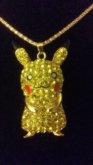 Necklace, pikachu, 20$ for Sale in Jurupa Valley, CA