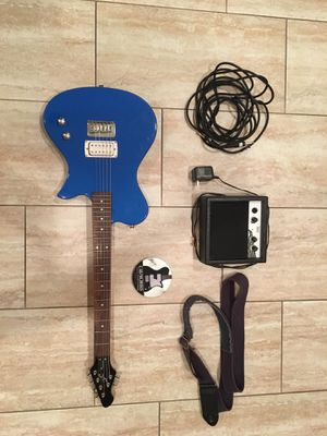 First Act Guitar ME5008, AMP, STRAP for Sale in Queens, NY