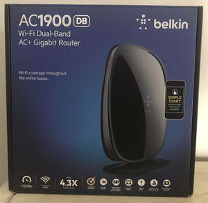 Belkin Router AC1900 for Sale in Jacksonville, FL