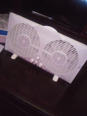 """9"""" Twin Window Fan $ 22.00 for Sale in Phoenix, AZ"""