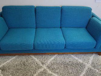 CENI Blue Lagoon Sofa for Sale in Riverview,  FL