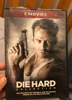 Diehard collection DVD used for Sale in Chicago, IL
