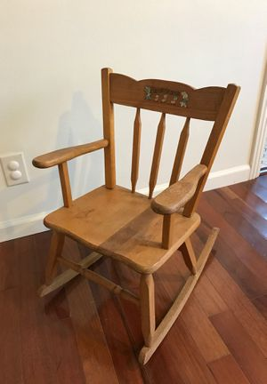 Kids rocking chair for Sale in Tustin, CA