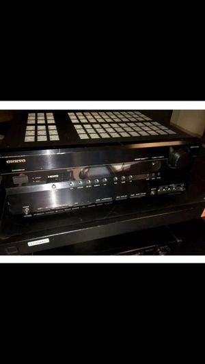 ONKYO AV RECEIVER AMPLIFIER HDMI TX-SR605 for Sale in Alameda, CA