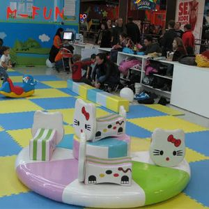 Hello kitty indoor soft merry go round for Sale in Las Vegas, NV