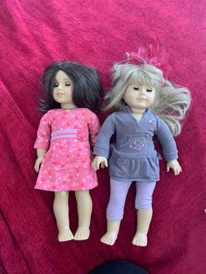American Girl Dolls for Sale in Easton, MA