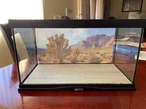 Zoo med reptile tank for Sale in West Covina, CA
