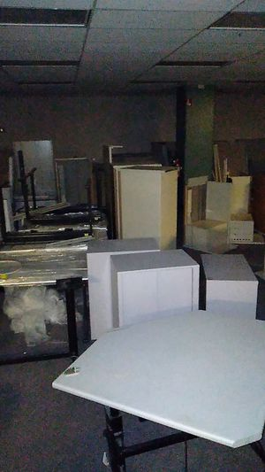 LOT of office furniture for Sale in Salt Lake City, UT