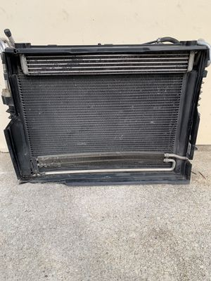 BMW E60, E65, E66, 750Li Front Clip Radiator Condenser AC Fan Assembly for Sale in Atlanta, GA