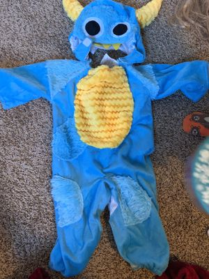 6-12 months monster Halloween costume for Sale in San Diego, CA