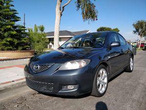 2008 Mazda 3 clean title for Sale in Long Beach, CA