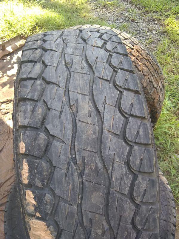 Falken Wildpeak A/T Tires and Pro-Comp Alloys Wheels
