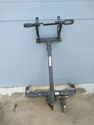 Bike Rack with Hitch for Sale in Boise, ID