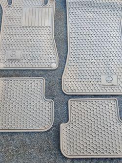 Mercedes Benz C-Class Rubber Floor Mats for Sale in Salisbury,  NC