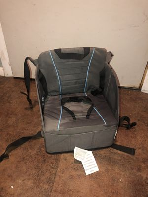Gold bug pop up booster seat for Sale in Phoenix, AZ