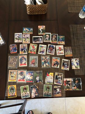 Signed baseball cards worth thousands of dollars for Sale in Orlando, FL