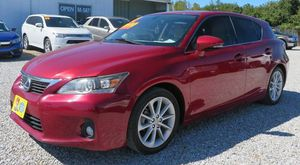 2012 Lexus CT 200h for Sale in Circleville, OH