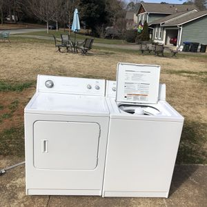 Both Electric Washer & Dryer for Sale in Roswell, GA