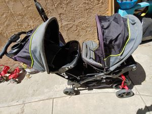 Double stroller good condition for Sale in Vista, CA