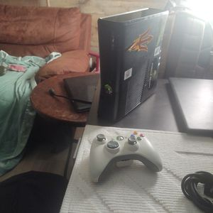 Xbox 360 With Downloaded Games for Sale in Phoenix, AZ