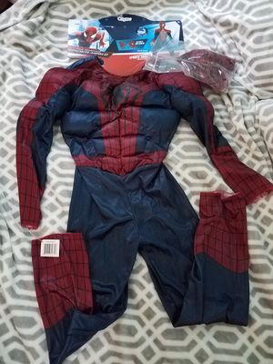 Spider man costume size 4-6 for Sale in Arlington Heights, IL