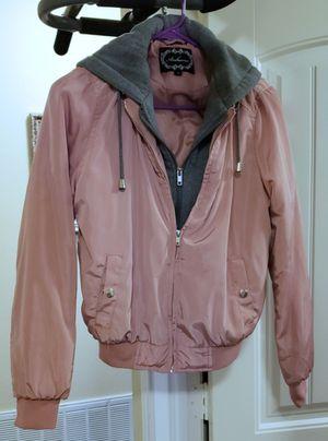 Double zip Hooded Jacket for Sale in Leander, TX
