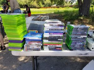 Xbox one PS4 PS3 Wii Wii U video games 5801 s. Congress ave, Austin, tx for Sale in Austin, TX