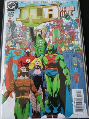 JLA Year One #12 for Sale in Tracy, CA