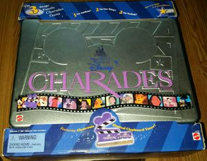 Disney Charades board game for Sale in Fountain Valley, CA