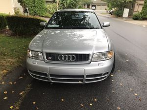 2000 Audi S4 35,000 miles Need Sold for Sale in Issaquah, WA