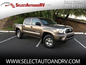 2013 Toyota Tacoma for Sale in Corona, CA