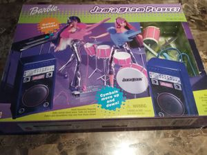 Barbie jam n glam playset in original box for Sale in Harrisburg, PA