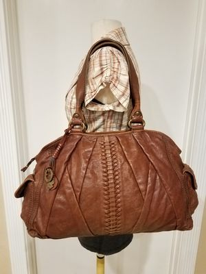 Amazing lucky brand distressed leather hobo purse brown for Sale in Las Vegas, NV