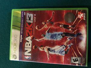 NBA 2k13 for Sale in Boca Raton, FL