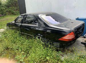 Mercedes S65 AMG V12 for parts for Sale in Gresham, OR
