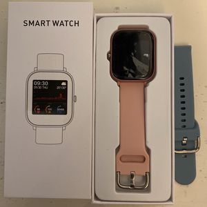 Smart Watch Water Proof, Pink And Blue Band for Sale in New Britain, CT