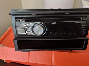 JVC Car CD Player for Sale in Cary, NC