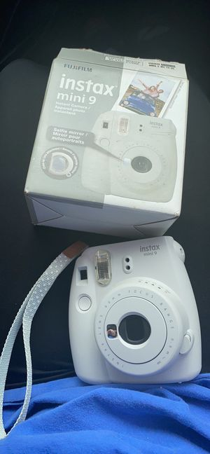 Instax mini 9 for Sale in Tarpon Springs, FL