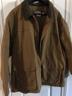 HEAVY DUTY JACKET SEE DETAILS PICKUP CONROE SIZE XXL for Sale in Conroe, TX